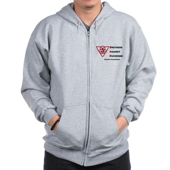 Wear this great hoodie to show your support for the Romito Foundation